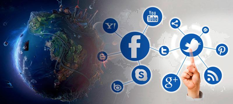 redes sociales un mundo desconocido para muchos Redes Sociales: Un mundo desconocido para muchos.