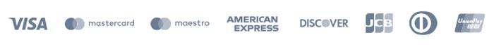 pago seguro stripe credit cards Servicio Premium ADS POD
